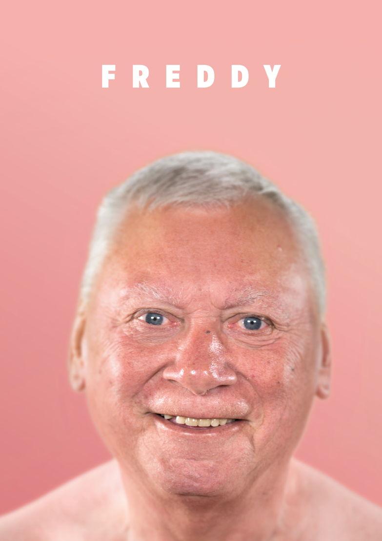 Freddy, 71 jaar, weduwnaar.<br/>Ham.