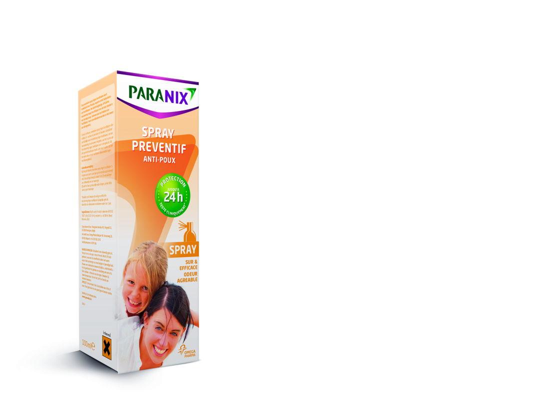 Le spray préventif Paranix_€ 10,95