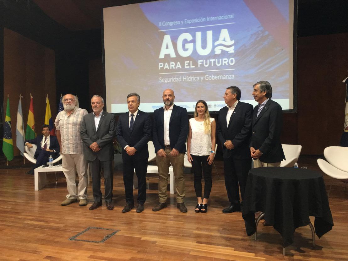 Se firma nuevo acuerdo de colaboración multisectorial en beneficio de la seguridad hídrica de Mendoza