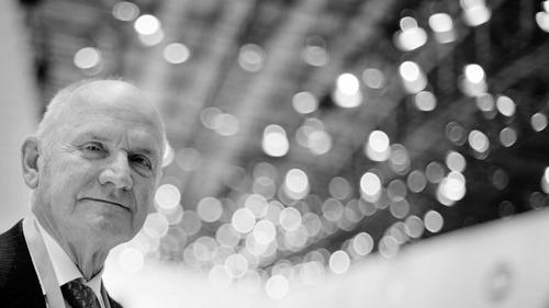 Volkswagen lamenta el fallecimiento de Ferdinand Piëch