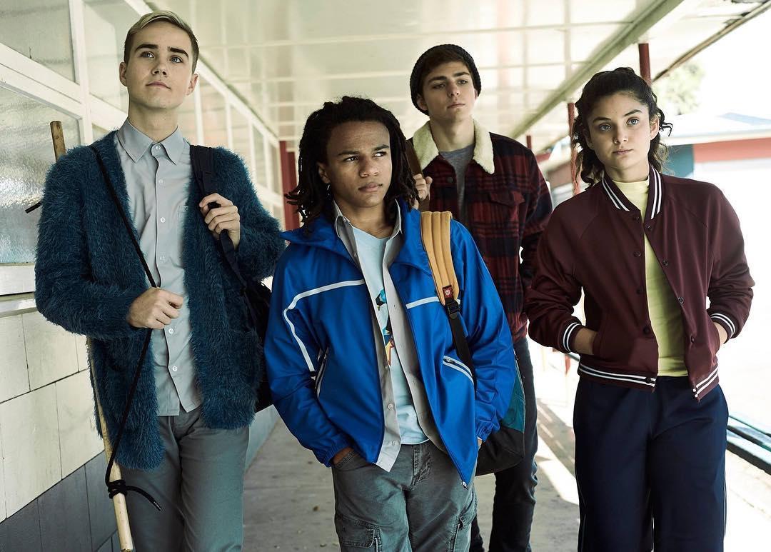 Nowhere Boys Season 4