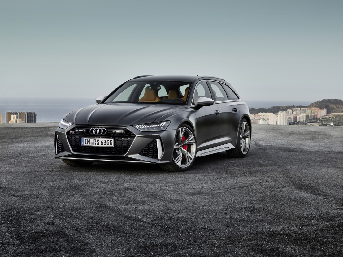 Audi op de Zoute Grand Prix 2019