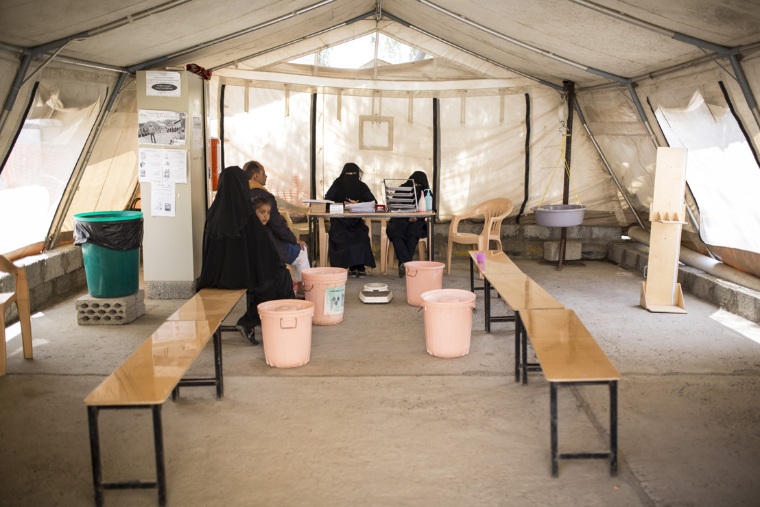 Yémen : face à la baisse des cas de choléra, MSF réduit sa réponse opérationnelle