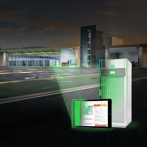 Preview: Schneider Electric lanceert de meest compacte driefasige UPS in zijn klasse: Galaxy VL