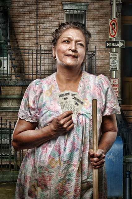 Abuela (Felicia Hernandez)<br/><br/>Photo by BreeAnne Clowdus