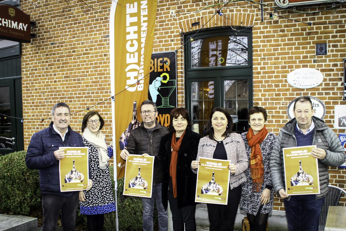 (H)Echte biermomenten tijdens nieuw Rondje Vlaams-Brabant