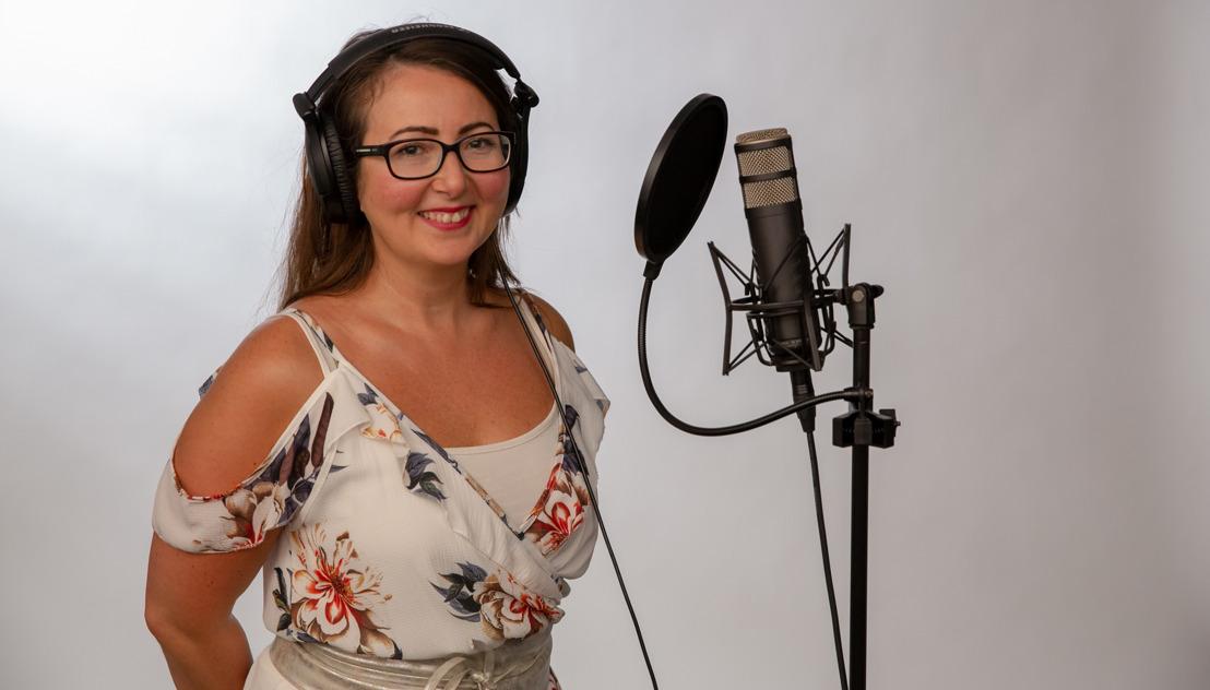 Multitasker die haar stem graag laat horen