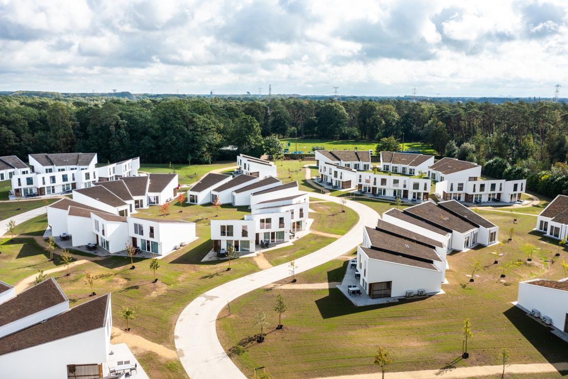 Roompot opent in 2021 nieuw natuurpark in Belgische Eksel