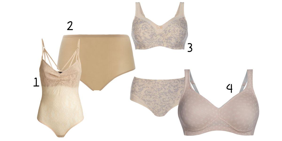 1: Anita - 2: Chantelle - 3: Anita - 4: Rosa Faia