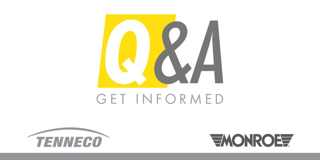 Q&A - Monroe® Springs