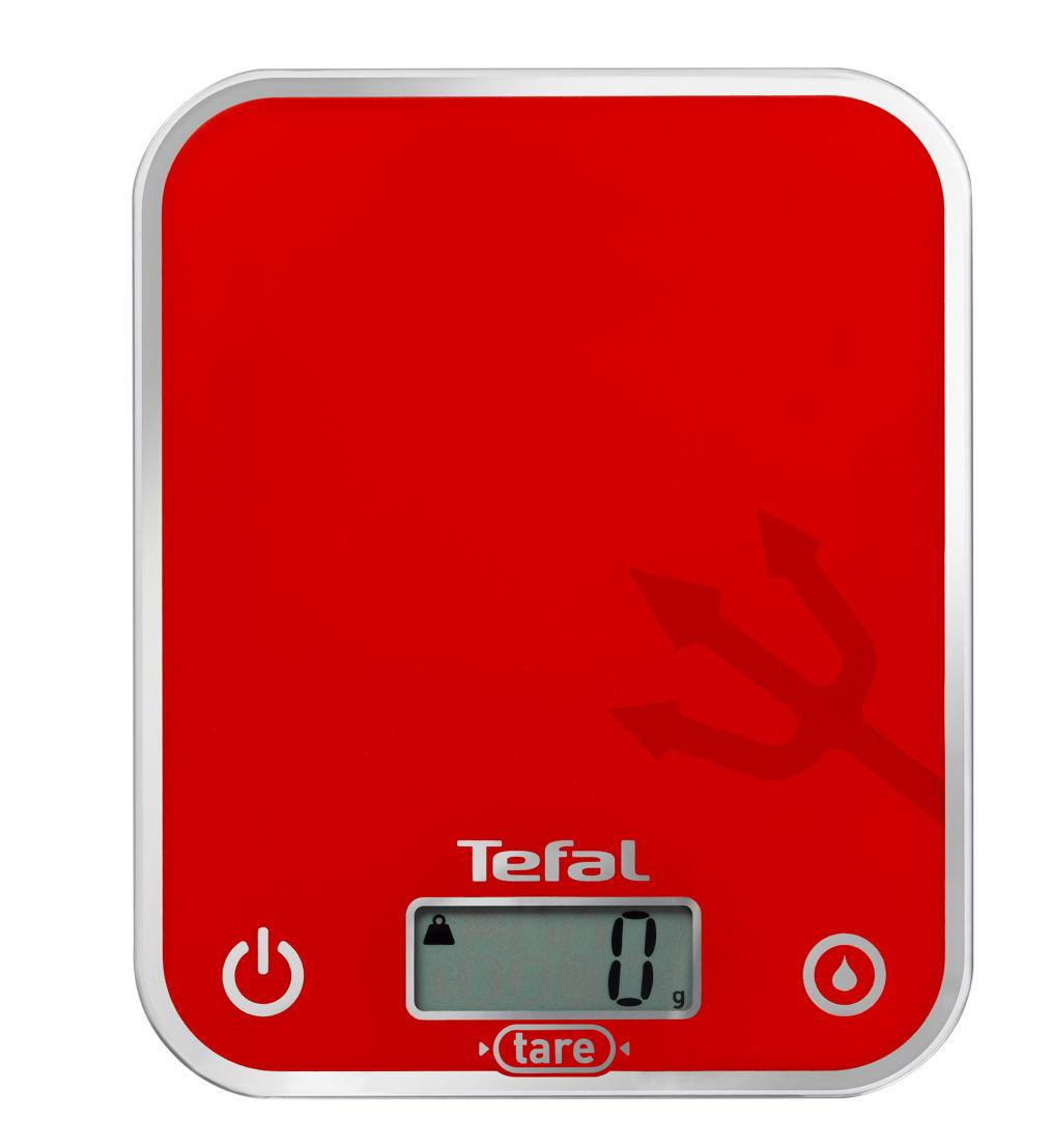 Tefal - Rode Duivels weegschaal - €24,99