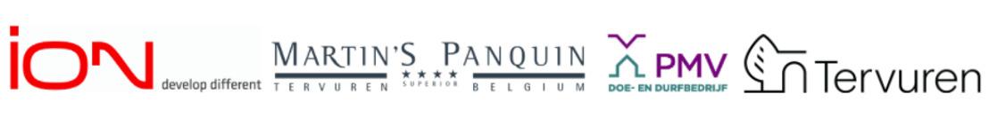Le groupe hôtelier Martin's Hotels prend sa place dans le projet exceptionnel du site Panquin à Tervuren