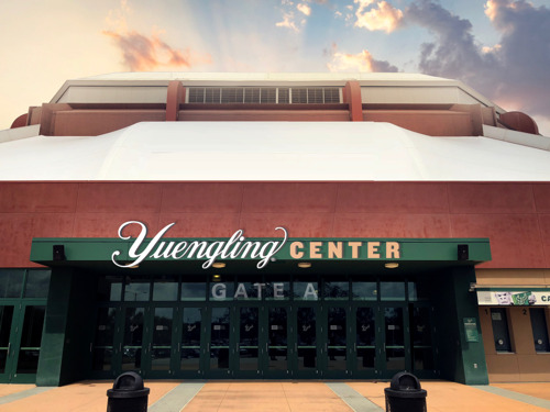 University of South Florida's Sun Dome to Become Yuengling Center on July 1