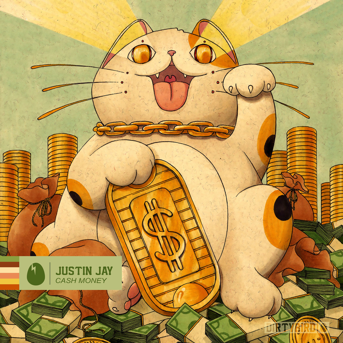Justin Jay Returns to DIRTYBIRD with Cash Money EP + Tour