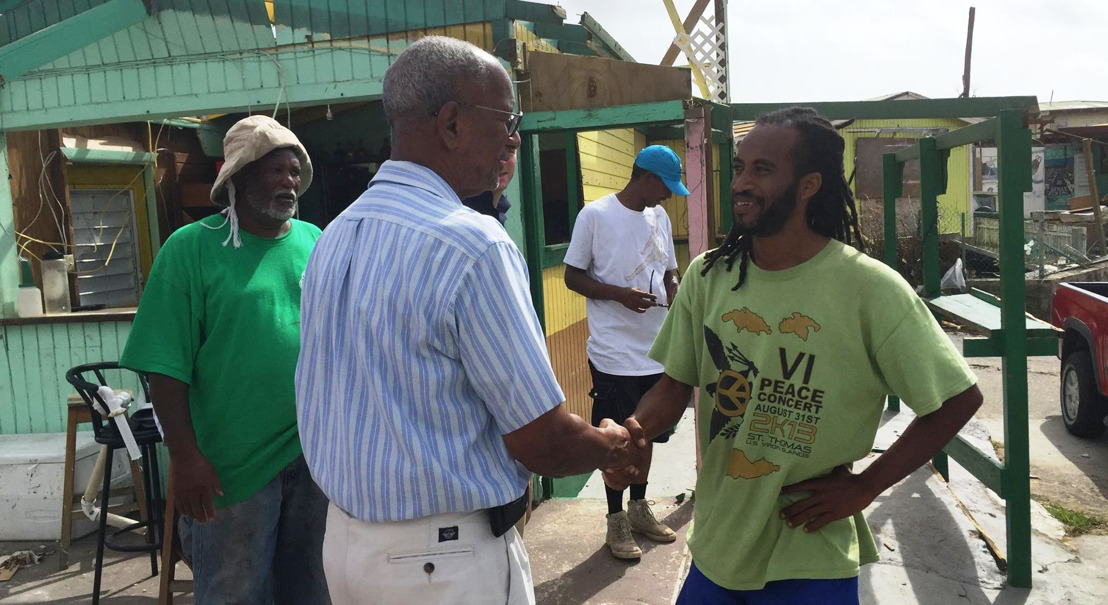 Elected Gov't Not Dissolved, BVI Premier Assures