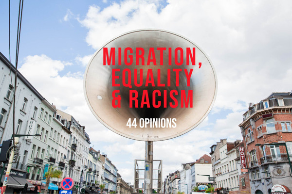 """Preview: Book launch """"Migration, Equality & Racism. 44 Opinions"""""""