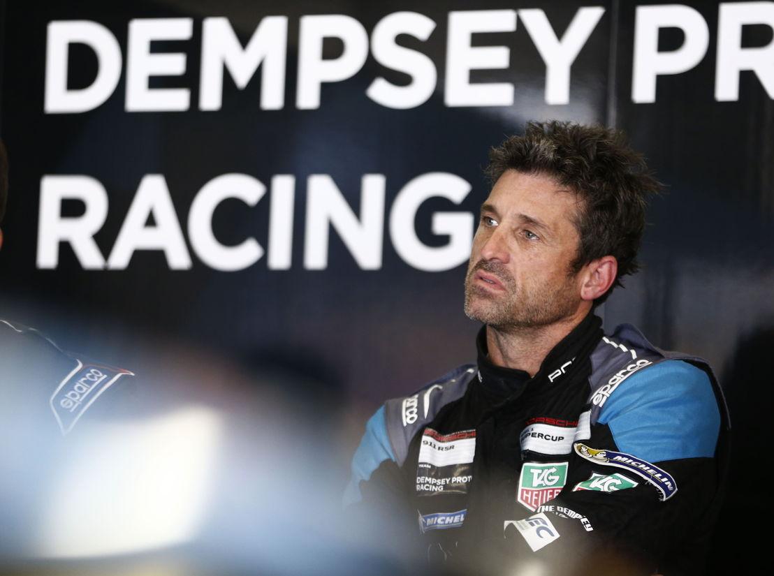 Dempsey Proton Racing: Patrick Dempsey