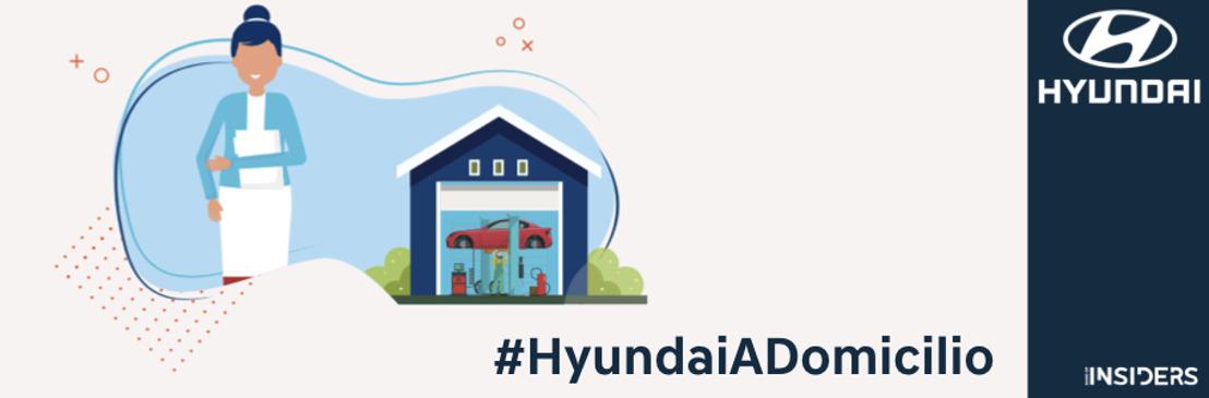 Hyundai ofrece diversos servicios a domicilio y en línea para la protección de la salud de sus clientes