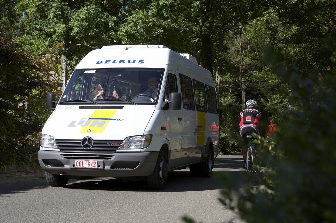 Belbus (foto: Stefaan Van Hul)