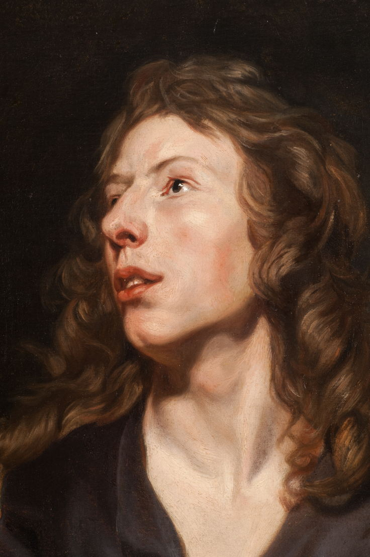 Saint John the Evangelist,<br/>ca. 1655<br/>(c) Private collection, Italy