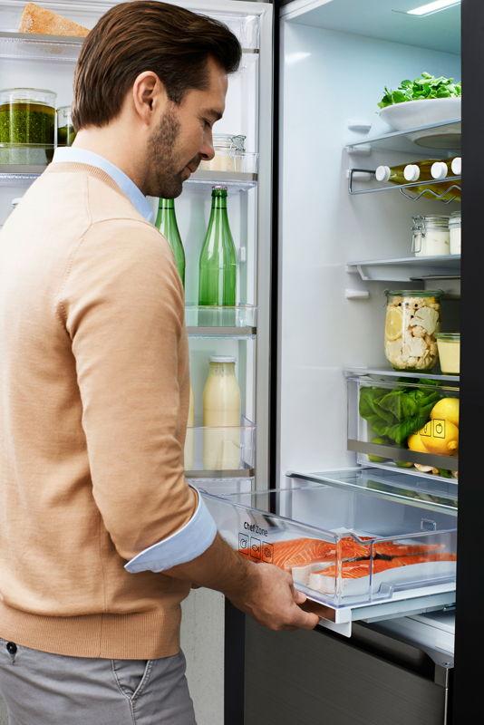 Nederlander omarmt technologie in de keuken