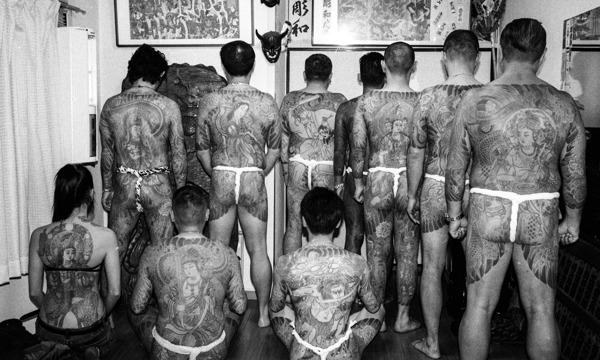Preview: IBASHO presenteert Ronin de Goedes visuele dagboek van zijn tijd met een traditionele Japanse tatoeagemeester