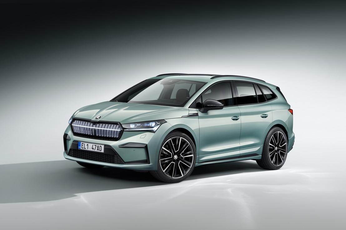 """ŠKODA ENYAQ iV and ŠKODA OCTAVIA are the """"Best Cars 2021"""" readers' choice awards winners"""