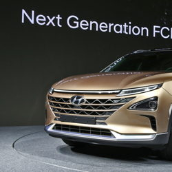 Hyundai Motor's Next-Gen Fuel Cell SUV Promises Range and Style
