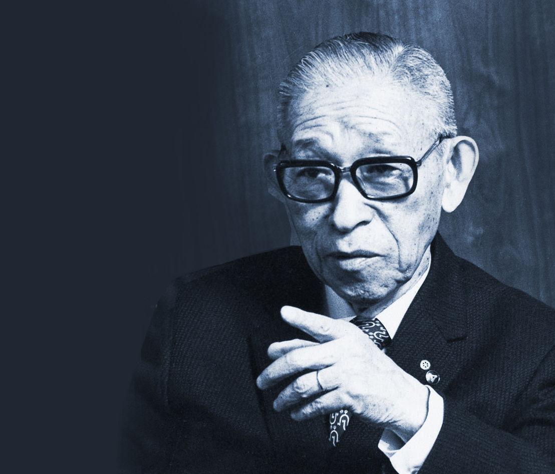 Konosuke Matsushita, fundador de Panasonic