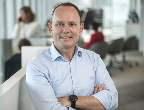 Jef Van In devient le nouveau CEO d'AXA Next & Group Chief Innovation Officer