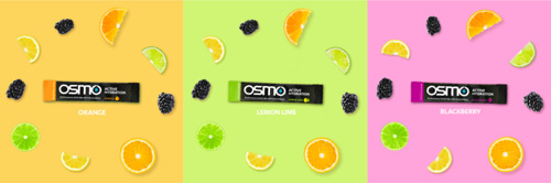 OSMO Nutrition: It feels good to be hydrated (and not so good to be dehydrated).