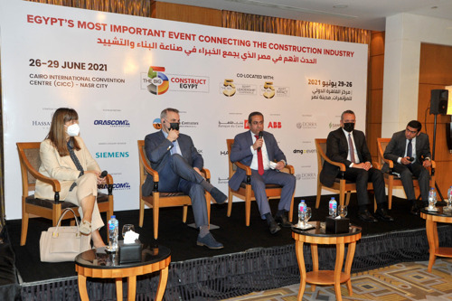 THE BIG 5 CONSTRUCT EGYPT RETURNS IN 2021 TO SUPPORT EGYPT'S $354.8BN FUTURE PROJECTS MARKET