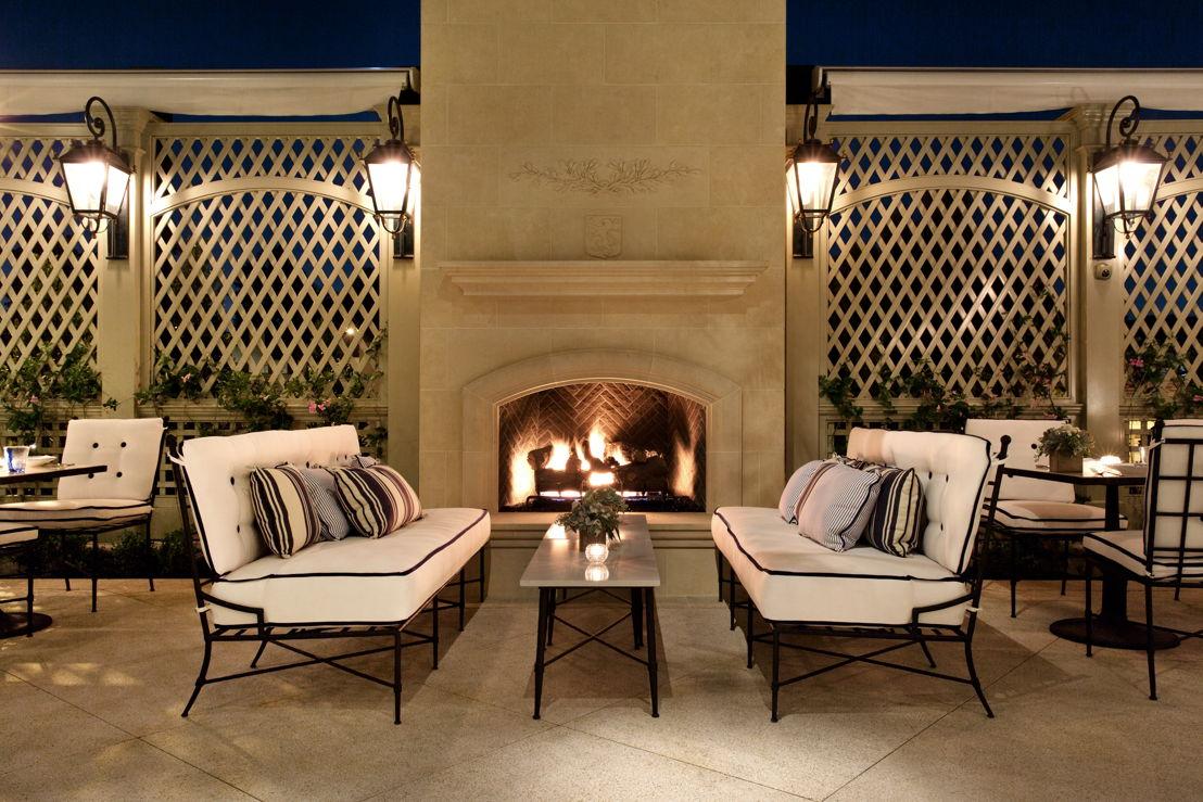 The Belvedere Terrace