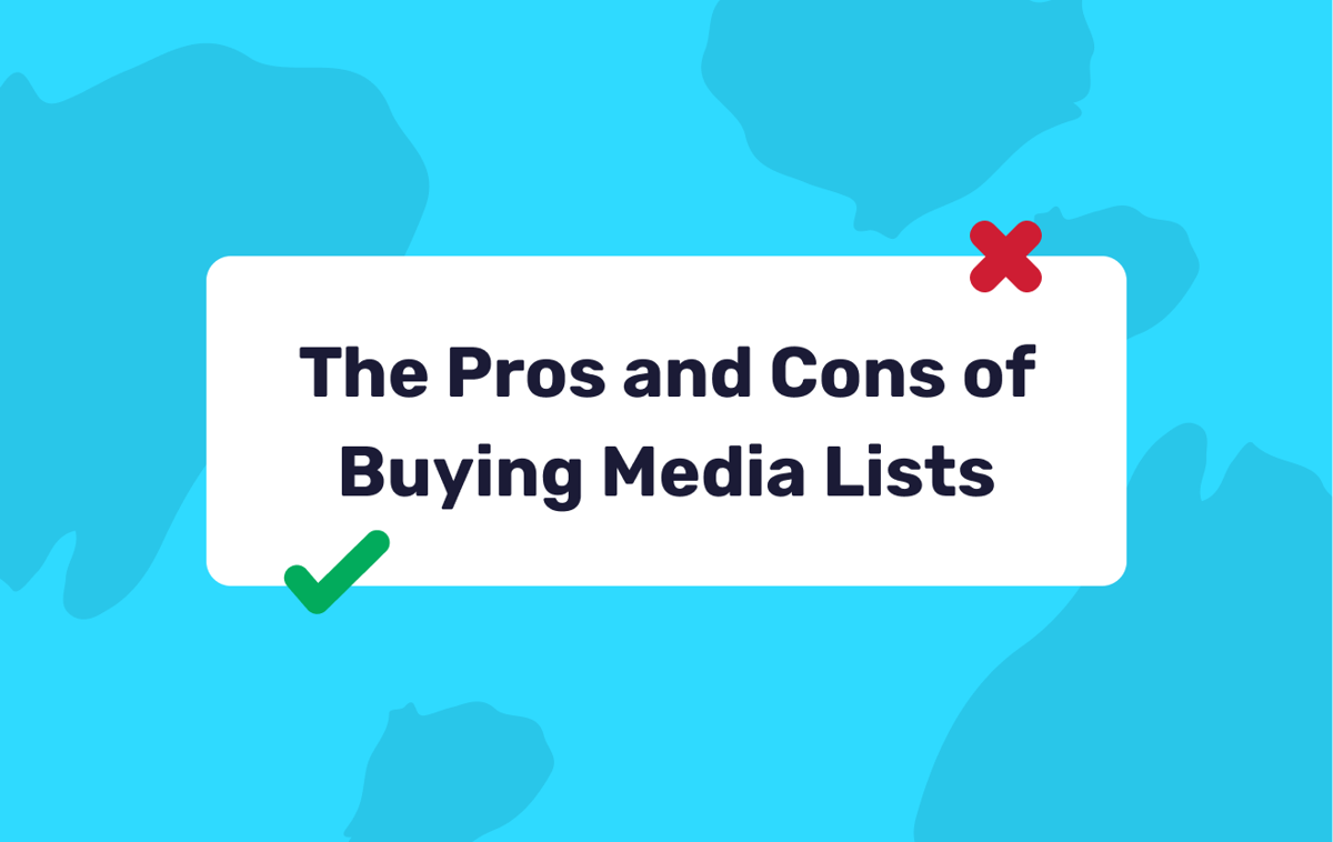 The Pros and Cons of Buying Media Lists