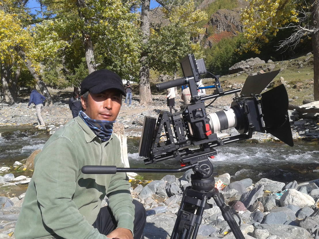 Uyghur filmmaker Tahir Hamut fled Xinjiang. He says his brother and two brothers-in-law have since disappeared. Pic credit Tahir Hamut