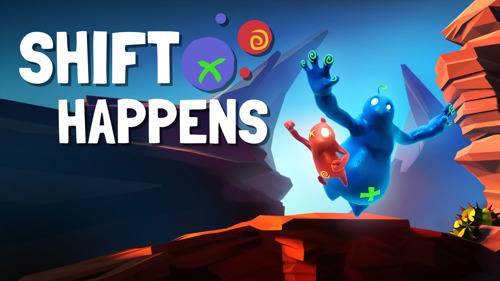 Shift Happens is out now for Nintendo Switch