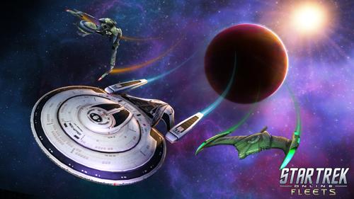 STAR TREK ONLINE: FLEET COMMAND FÜR XBOX ONE UND PLAYSTATION®4