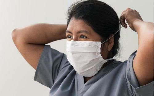 Tork brengt mondmaskers op de markt
