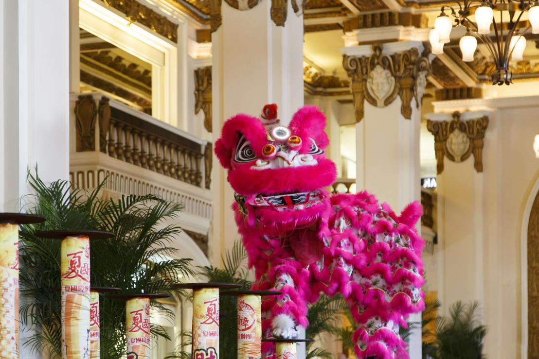 THE PENINSULA HOTELS INVITA A LOS HUÉSPEDES A CELEBRAR EL AÑO NUEVO LUNAR CHINO CON EXPERIENCIAS FESTIVAS GLAMOROSAS Y TRADICIONES CULTURALES