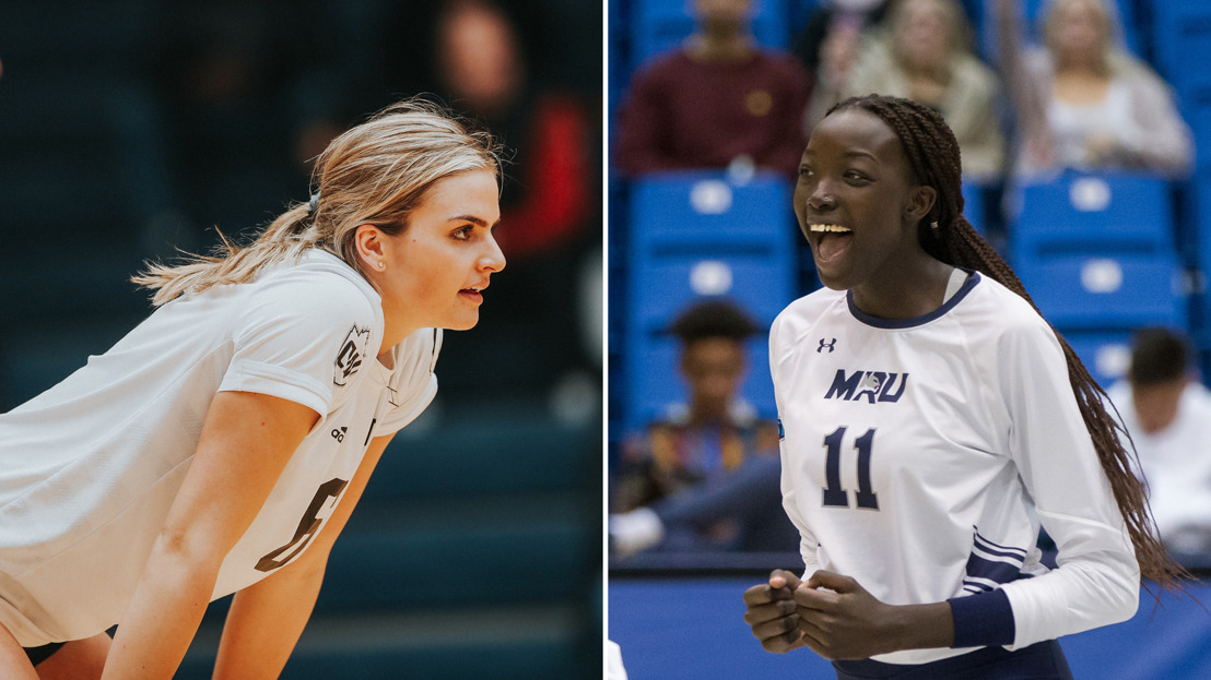WVB: Conference all-stars, all-rookies announced