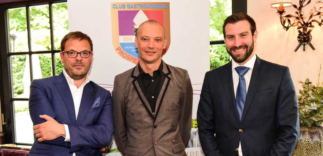 Club Prosper Montagné maakt namen van finalisten 'Eerste Maître d'hôtel van België 2019' bekend