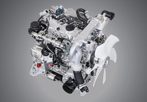 North American premiere of the new Hatz three-cylinder diesel engines [PRESS KIT]