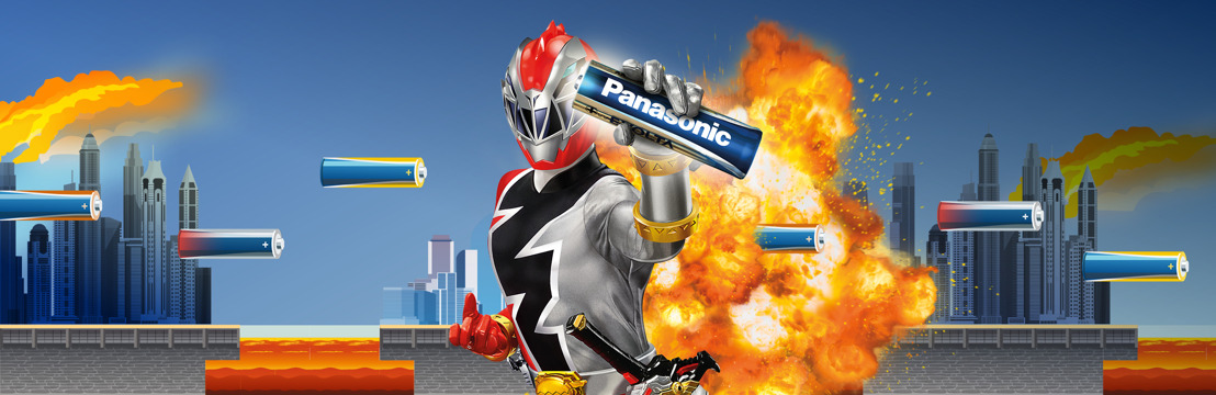 Power Up with Panasonic and Win Your Spot at the POWER RANGERS Karate Boot Camp