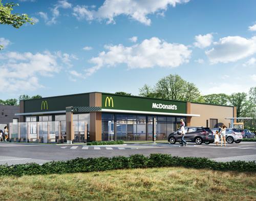Preview: Le nouveau McDonald's de Jodoigne recherche 30 collaborateurs lors d'une journée de recrutement le 20 octobre
