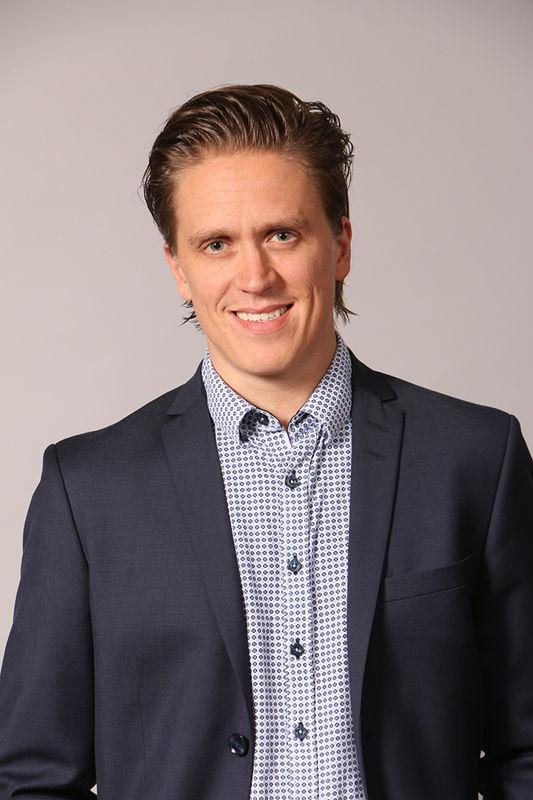 Head of Business Development - Christian Lidström