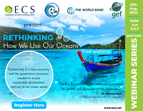 OECS continues dialogue on the Blue Economy