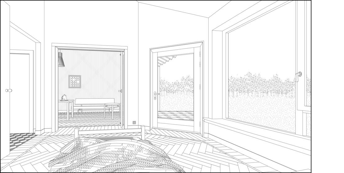 EUtopia © Une maison pour mourir 2, noArchitects.