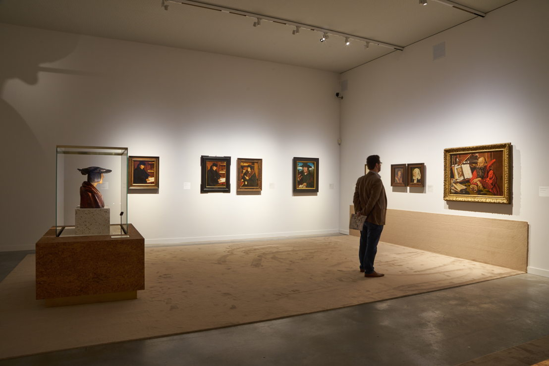 Vue de l&#039;exposition &#039;à la recherche d&#039;Utopia&#039; au M-Museum Leuven<br/>Photo (c) Dirk Pauwels