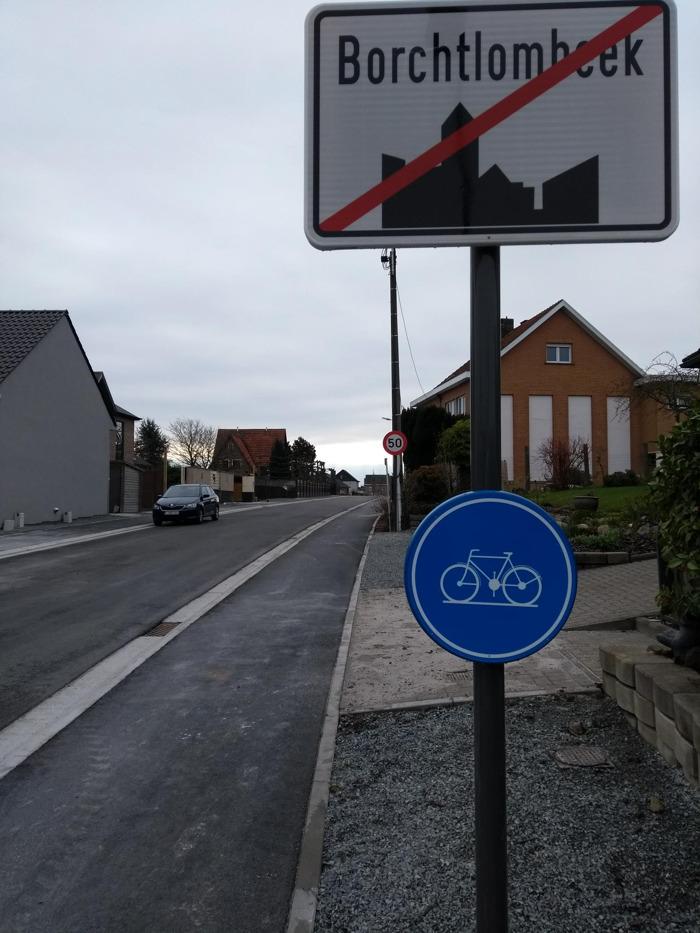 142.928,75 euro voor nieuwe fietspaden in Roosdaal