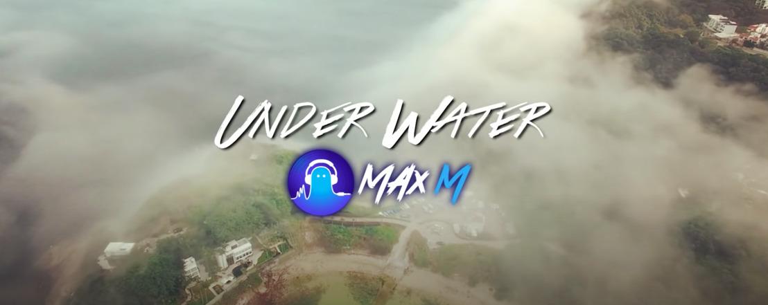 """""""Under Water"""", le prochain tube de Max M qui va vous donner envie de danser."""